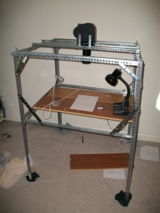 Animation stand: from design to build with Onshape